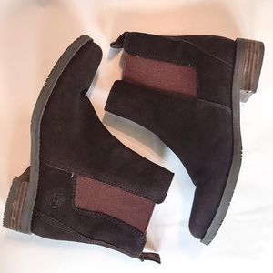 Timberland Suede Boots | Size 6